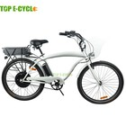 Top E-cycle 48 V 500 W e bicicleta elétrica barata beach bike clectric bicicleta