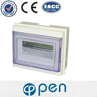 High quality ZY Series 10 way plastic distribution box