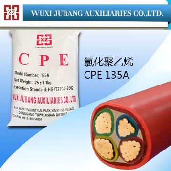 Caoutchouc Agents auxiliaires, Cpe 135a, Meilleure qualité, Protection câble tube
