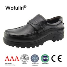 Mens italian style dress shoes/genuine leather casual shoes