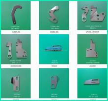 máquina de coser industrial de piezas de repuesto de herramientas de costura