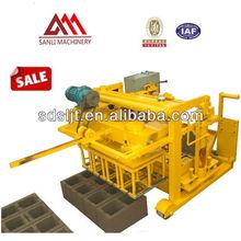 Auto qt40-3a máquina del ladrillo hueco precio de fabricante profesional