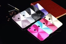 Metal CD look Deflector Shiny Finished Phone Case for iphone 5s 6 6 plus