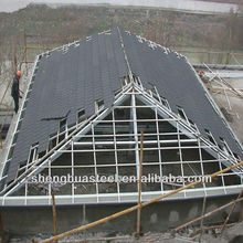High Quality Yiwu factory Chinese Clay Roof Tiles