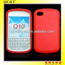 silicon case for blackberry Q10