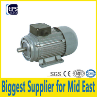 permanent magnets three phase electric motor