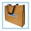 CMYK Color Printed PP woven shopping bag,China bopp laminated pp woven bag