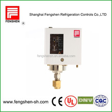 pressure control switch CE UL ROHS CQC supply solenoid valves flow switches varies refrigeration control parts