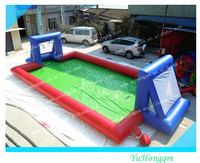 Thrilling!! inflatable football pitch,inflatable arena, inflatable football field