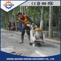 Hot sale HQR500 concrete road cutting machine