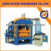 QT4-15C que hace la máquina ladrillos hidráulicos