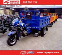 2015 Three Wheel Motorcycle made in China/LIFAN Motor Tricycle/air cooling engine Cargo Tricycle HL175ZH-A16