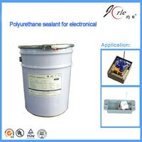 crack resistance polyurethane sealant for LED