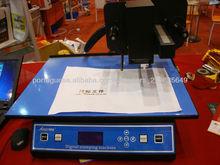 Audley 3050C Digital exercício livro máquina de impressão da folha de ouro máquina de impressão da tampa de livro da folha máqui