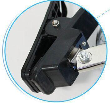 8 polegada 12 volt 24 volt voiture ventilateur oscillant for Ventilateur de fenetre