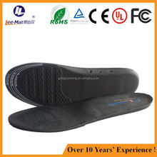 whole sales heat ski insoles battery warm thermal boot insoles heating suitable all kinda shoes heated insoles