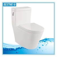 BC 2015 China ceramic product wc one piece toilet