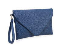 HD0151 Blue Stone PU Custom Made Small Fashion Bags Good Quality
