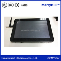 "Industrial Grade Android Panel 10"" 12"" 13"" 14"" 15"" 17"" inch Multi Touch Screen Tablet PC With RS232 Port"