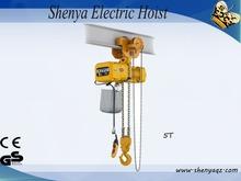 new machinery used 1 ton 5 ton electric chain hoist
