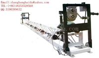 The most critical,vibratory screed machine,self leveling screed,concrete screed with honda enginegasoline engine 5.5hp