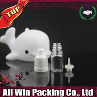free sample plastic bottle popular mini 5ml pet plastic dropper bottle e liquid bottle with childproof cap China manufacturer