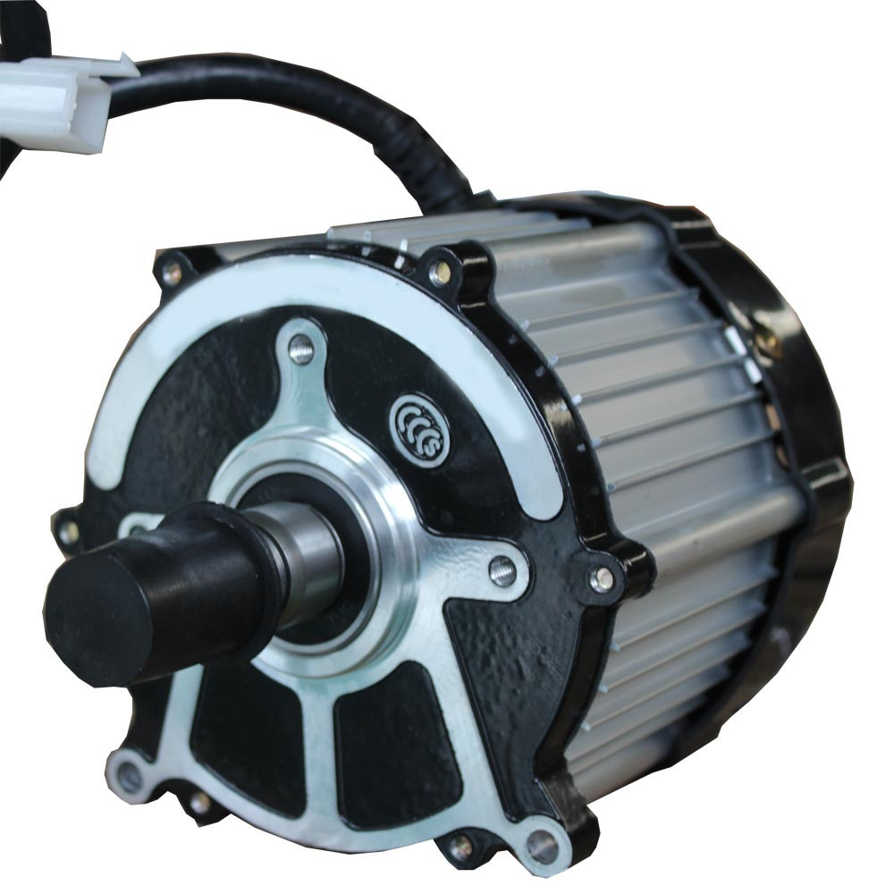 High Torque 48v Dc Motor Brushless Dc 15kw Motor For