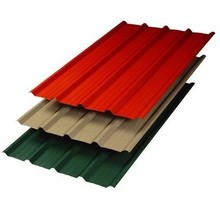high quality 0.25-0.7mm corrugated steel roofing sheet for roofing