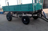 good quality 4 wheel farm trailer sale