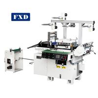 Plastic and Paper Sheet Die Cutting Machine