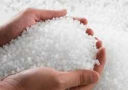 Virgin or recycling polypropylene granules for injection molding