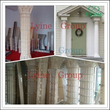 New designed good product roman pillar mould for sale