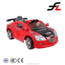 hot selling high level new design delicated appearance children ride on car kids electric car