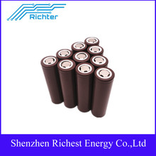 LG HG2 3.7V 18650 3000MAH rechargeable battery