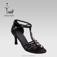 shiny 2015 wholesale fantastic women ballroom shoes
