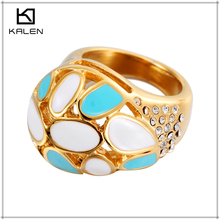 wholesale saudi 18kg gold jewelry ring made in china