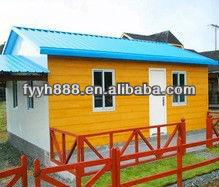 ISO9001 stable mobile mobile villa