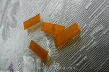 used for Korea beauty culture orange color filter CB550 glass