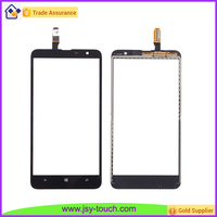 Cell phone front glass Lens cover for nokia lumia 1320 lcd touch screen