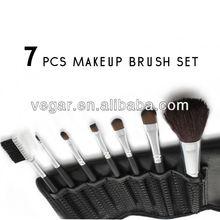 7 pcs Portable Makeup Brush Kit Makeup Brushes blush cosmetic brush