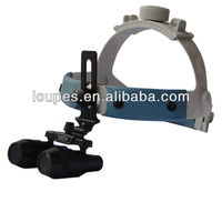 Adjustable Magnification Surgical Dental Loupes