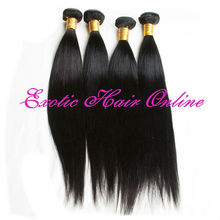 Exotichair 26 inch clip in hair extension top selling mongolian human hair exporter