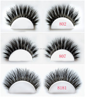 100% Horse eyelashes ,private label Horse eyelashes