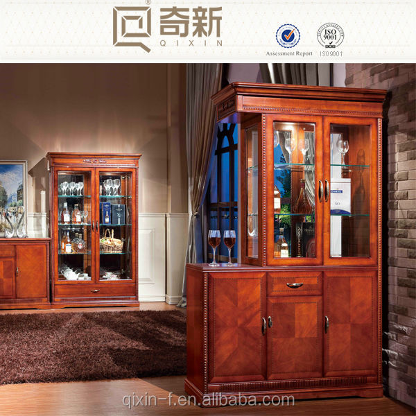 solid wood living room cabinet