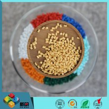 Color masterbatch for plastic film blowing