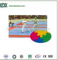 Good quality gym equipment indoor gymnastic taekwondo mat