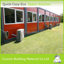 EPS Neopor Energy Effective High Quality Pre-made Mobile Container Office