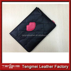 Hot Selling cute ladies PU leather Universal tablet case for ipad 2