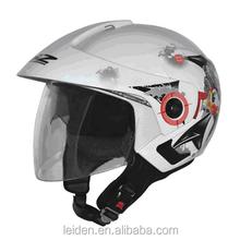 Different helmet CE/DOT 3/4 open face helmet in 2015