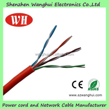 China manufacturer of lan networking cad 5 cable